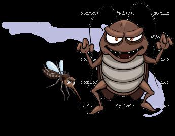 roach-mosquitos